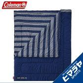 コールマン Coleman 封筒型シュラフ フリースフットアドベンチャースリーピングバッグ/C5 2000031099