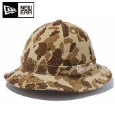 ニューエラ NEW ERAトレッキングアクセサリー ハット 帽子Explorer ベージュハンターカモ11322373