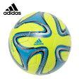 アディダス adidasサッカーボール4号球 小学校用 ジュニアブラズーカ ミシン縫いAF4837YB