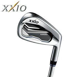 [5/5 डिस्काउंट 1000 येन कूपन पर और एंट्री और राकुटेन कार्ड के उपयोग के साथ 5 बार] XXIO XXIO गोल्फ क्लब आयरन सेट 6-पीस XXIO जाली NSPRO 930GH DST स्टील दस्ता XXIO FORGED