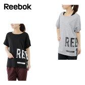 リーボック Reebokフィットネスウェア レディースフェイバリットTシャツBUQ23