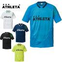 アスレタ ATHLETA サッカー ジュニア カラープラクティスシャツ 02284J