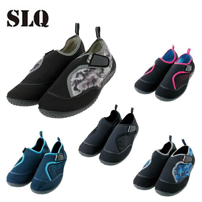 エスエルキュー SLQ メンズ レディースマリンシューズ SLQ-F170