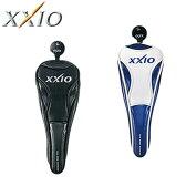 ゼクシオ XXIOゴルフ メンズ レディースユーティリティ用ヘッドカバーGGE-X079U