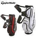 テーラーメイド TaylorMade ゴルフ スタンドキャディバッグ メンズ TM S-4 SERIES スタンドバッグ CS4 17 SQ941