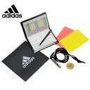 アディダス サッカー レフェリー スターター セット DML96 BR1406 adidas