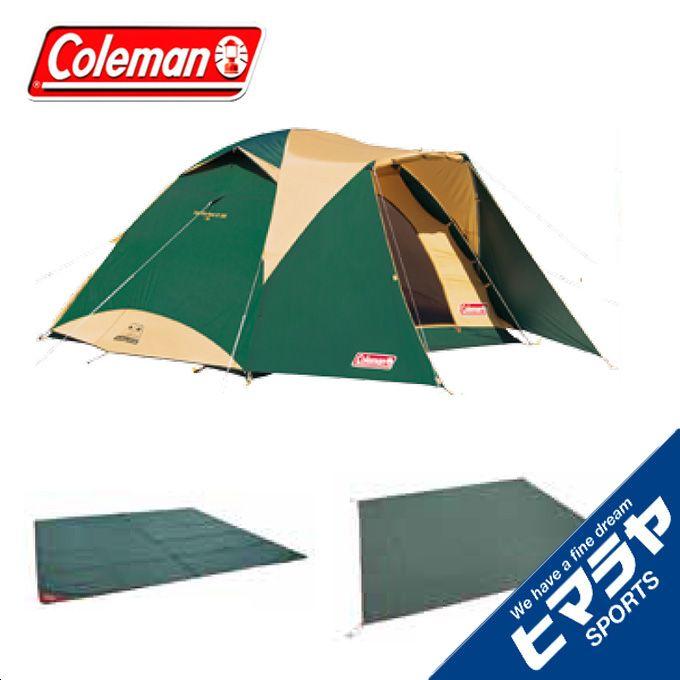 コールマン Colemanファミリーテントタフワイドドーム4/300 スタートパッケージ2000031859
