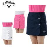 キャロウェイ Callaway ゴルフ レディース スラブツイルスカート 241-7125808