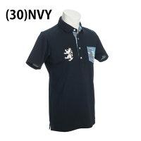 アドミラルAdmiralゴルフシャツメンズパーツカモ半袖ポロADMA753