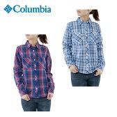 コロンビア Columbia トレッキングウェア レディース ブライリッチフォークウィメンズロングスリーブシャツ PL7978