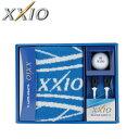 ゼクシオ XXIO ゴルフ コンペギフト SUPER SOFT X ボールギフト GGF-F1063