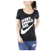 ナイキ NIKE スポーツウェア レディース EVRYDAY Tシャツ エブリデイ 847539-010