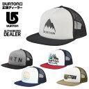 バートン BURTON キャップ 帽子 I-80 Snapb...