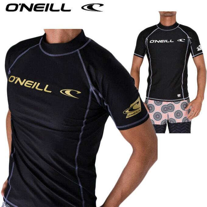 オニールO'NEILL遊泳水着ラッシュガードメンズ半袖ラッシュガード617473