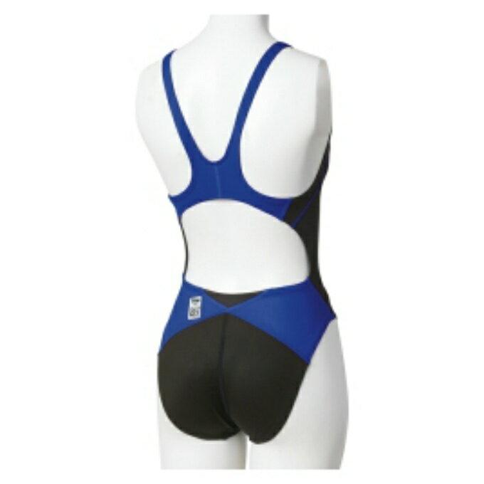 スピードspeedoFINA承認モデル競泳水着レーシングレディースFastskinXTActiveHybrid2エイムカットスーツSD46B02