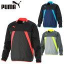 プーマ PUMA サッカーウェア ウインドブレーカージャケット メンズ EVOTRG ラインド ピステトップ 655546