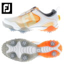 フットジョイ FootJoy ゴルフシューズ ソフトスパイク メンズ Freestyle Boa フリースタイル ボア 57344