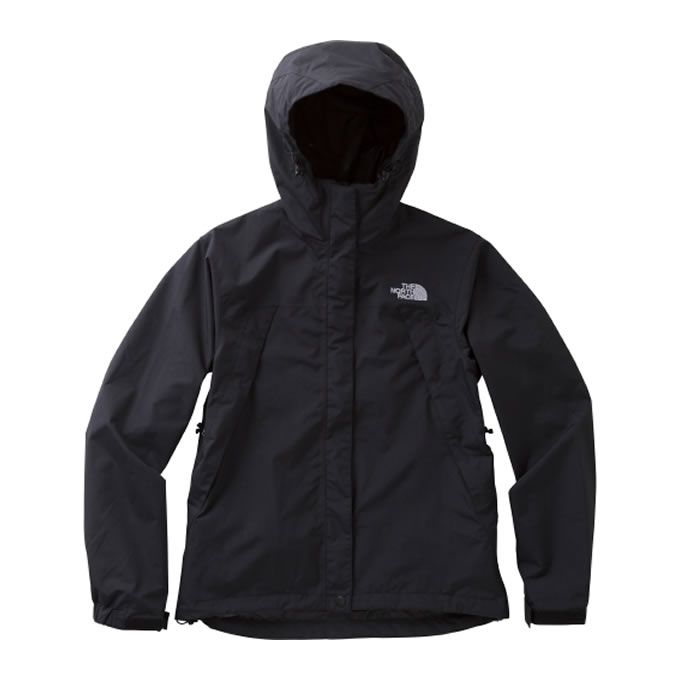 ノースフェイススクープジャケット