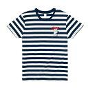 野球 2017カープ ボーダーTシャツ carp-BT 広島カープの商品画像