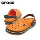 クロックス クロックバンド クロッグ メンズ レディース 11016 OG/SGY crocsの商品画像