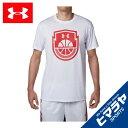 アンダーアーマー バスケットボール 半袖 メンズ テックTシャツ Basketball Icon Tシャツ MEN 1313538-100 UNDER ARMOUR