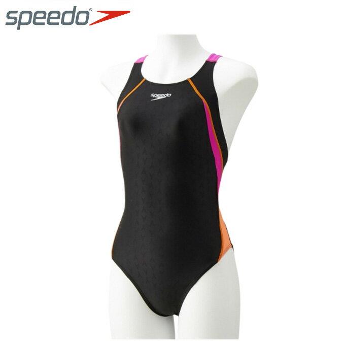 1e6137be9e スピード FINA承認 競泳水着 レディース FLEX Σ シグマスーツ フレックス SD48B08 speedo