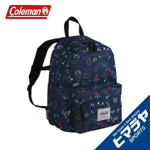 コールマン リュックサック 11L ジュニア キッズ C-キッズパック キャンプマップ 2000032963 Coleman 日帰り登山