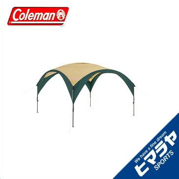 コールマン タープテント 3m パーティーシェードDX 300 グリーン ベージュ 2000033122 Coleman