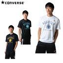 コンバース CONVERSE バスケットボールウェア 半袖シャツ メンズ 半袖プリントTシャツ CBD281324