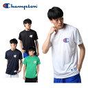 【10000円以上でクーポン利用可能 4/14 23:59まで】チャンピオン Champion バスケットボールウェア 半袖シャツ メンズ DRYSAVER Tシャツ C3-MB352