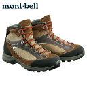 モンベル トレッキングシューズ ゴアテックス ハイカット メンズ タイオガブーツ ワイド 1129472 mont bell