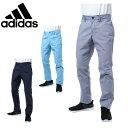 アディダス ゴルフウェア ロングパンツ メンズ シャンブレーパンツ CCO42 adidas