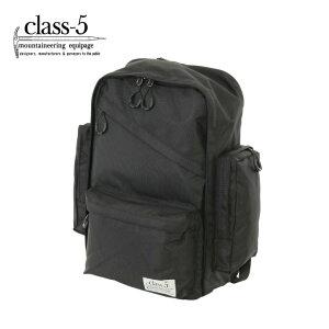 クラスファイブ リュックサック 20L メンズ レディース X-F マウストラップ C5-101 BK Class-5