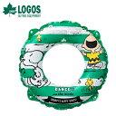 ロゴス LOGOS 浮き輪 メンズ レディース ジュニア S...