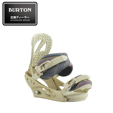 バートン BURTON スノーボード ビンディング レディース Scribe Re:Flex Snowboard Binding スクライブ 105521