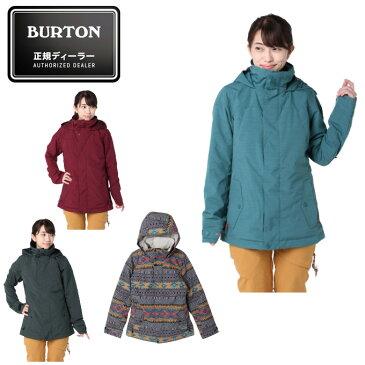 バートン BURTON スノーボードウェア ジャケット レディース Women's Burton ジェットセットジャケット WB JET SET JACKET