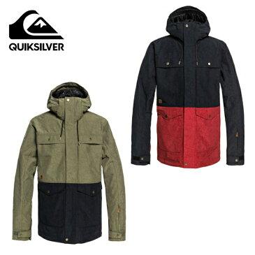 クイックシルバー QUIKSILVER スノーボードウェア ジャケット メンズ HORIZON JK EQYTJ03177