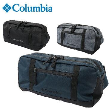コロンビア ウエストバッグ メンズ レディース ディーカムヒップバッグ Dekum Hip Bag PU8218 Columbia