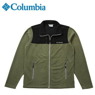 コロンビア フリース メンズ マンスフィールド FZ トップ PM1427 302 Columbia