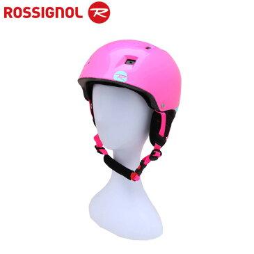 【8,000円以上でクーポン利用可能 12/28 20:00〜1/6 23:59】 スキー スノーボード ヘルメット ジュニア キッズ COMP J FUN GIRL RKGH510 ロシニョール ROSSIGNOL