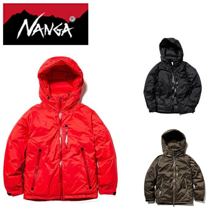 NANGA(ナンガ) オーロラダウンジャケット AURDJ ブラック M