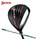 スリクソン SRIXON ゴルフクラブ フェアウェイウッド メンズ Z F85 シャフト Speeder EVOLUTION ? FW60