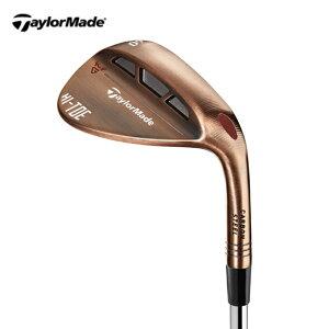 [5/5 réduction de coupon 1000 yens et entrée et 5 fois avec la carte Rakuten] TaylorMade TaylorMade Golf Club Wedge MILLED GRIND HI-TOE WEDGE Mild Grind High Toe Wedge Shaft NSPRO 950 GH