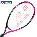 【エントリー&楽天カード利用でP10倍 10/20 0:00〜23:59】 ヨネックス 硬式テニスラケット 張り上げ済み ジュニア EZONE Junior23 Eゾーンジュニア23 17EZJ23G-604 YONEX メンズ レディース