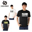 ビジョンクエスト VISION QUEST バスケットボールウェア 半袖シャツ メンズ グラフィックTシャツ VQ570413I02