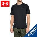 アンダーアーマー スポーツウェア 半袖 メンズ UAテック 2.0 トレーニング Tシャツ MEN 1326413 001 UNDER ARMOUR
