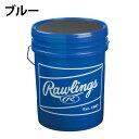 ローリングス 野球 ボールケース ボールバック 5D RJBBBUCK6G6PK Rawlings 3