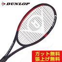 ダンロップ 硬式テニスラケット CX200ツアー DS21901 メンズ レディース DUNLOP