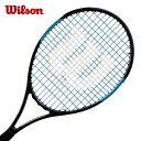 ウイルソン 硬式テニスラケット 張り上げ済み ジュニア ウルトラ25J ULTRA 25J WRT216100 メンズ レディース Wilson その1