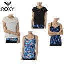 ロキシー ROXY Tシャツ 半袖 レディース 速乾 UVカット キャミ Tシャツ 2枚セットSOLAR ECLIPSE SET TEE RST191527